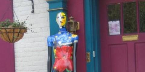 The Artist Market of Pomfret Street