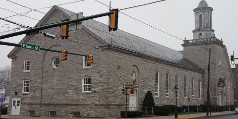 New Life Community Churches- Carlisle