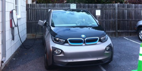 Electric Charger at Carlisle House Bed & Breakfast